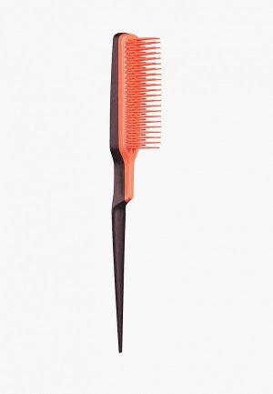 Расческа Tangle Teezer Back-Combing Coral Sunshine. Цвет: оранжевый