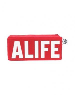 Подушка ALIFE. Цвет: красный