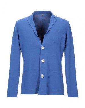 Пиджак MALO. Цвет: синий
