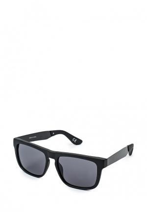 Очки солнцезащитные Vans M SQUARED OFF Black/Black. Цвет: черный