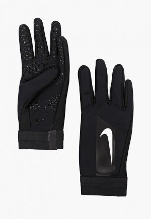 Перчатки Nike HyperWarm Academy Kids Football Gloves. Цвет: черный