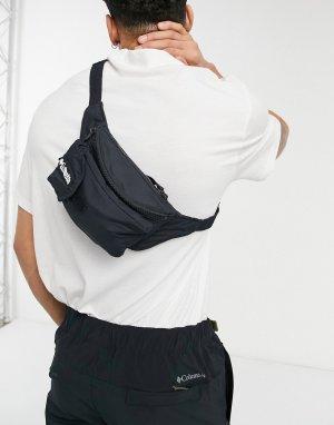 Черная сумка-кошелек на пояс Popo-Черный цвет Columbia
