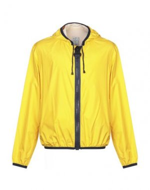 Куртка CANADIAN. Цвет: желтый