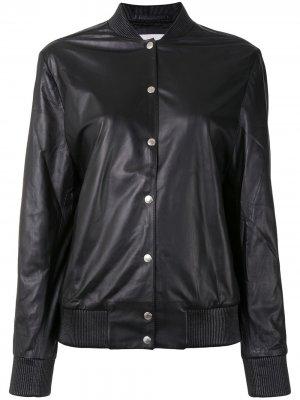 Куртка-бомбер Kenzo. Цвет: черный