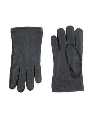 Перчатки PARAJUMPERS. Цвет: темно-синий