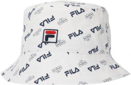 Панама для мальчиков , размер 54 FILA. Цвет: белый