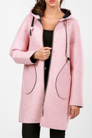 Куртка Cocogio. Цвет: розовый