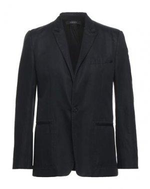 Пиджак VERSACE. Цвет: черный