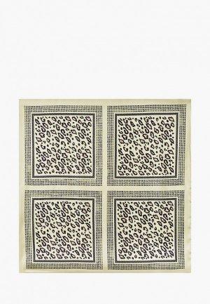 Платок Fiona Fantozzi 70х70 см. Цвет: зеленый