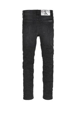 Брюки Calvin Klein Jeans. Цвет: чёрный