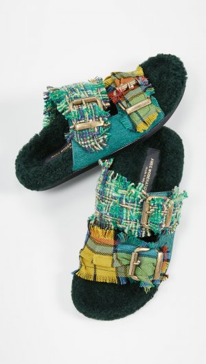 Vail Double Band Sandals Avec Moderation