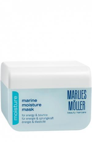 Увлажняющая маска Marlies Moller. Цвет: бесцветный