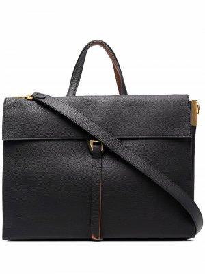 Большая сумка-тоут Louise Coccinelle. Цвет: черный