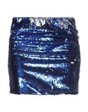 Мини-юбка SISTE' S. Цвет: ярко-синий