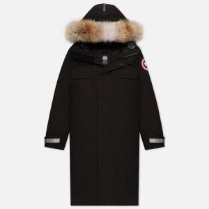 Мужская куртка парка Westmount Canada Goose. Цвет: чёрный