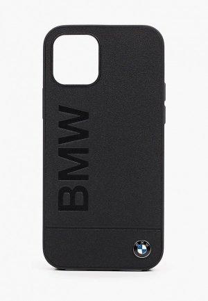 Чехол для iPhone BMW 12/12 Pro (6.1). Цвет: черный
