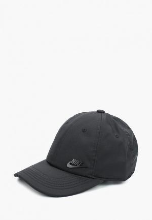 Бейсболка Nike HERITAGE86 KIDS CAP. Цвет: черный