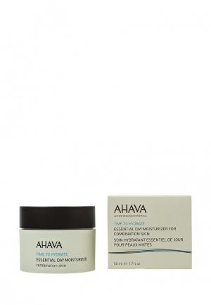 Крем для лица Ahava Time To Hydrate Базовый увлажняющий дневной  комбинированной кожи 50 мл
