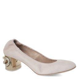 Туфли 1F224G050 светло-розовый CASADEI