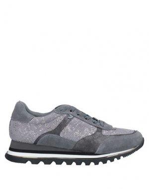Низкие кеды и кроссовки GIOSEPPO. Цвет: серый