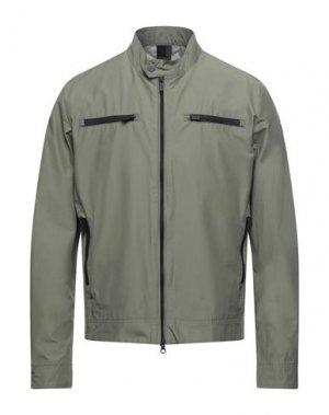 Куртка BOMBOOGIE. Цвет: зеленый