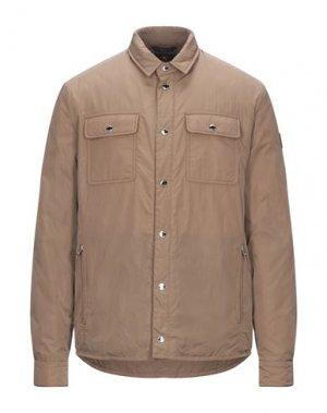 Куртка CIESSE PIUMINI. Цвет: хаки