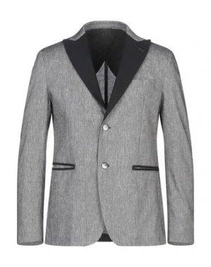 Пиджак MASSIMO REBECCHI. Цвет: серый