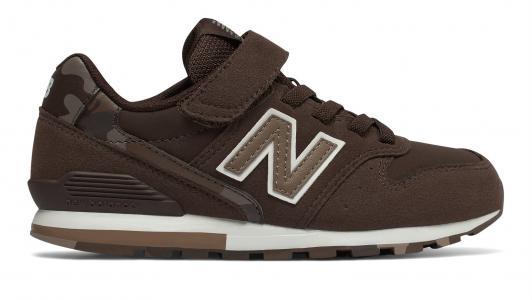 Кроссовки 996 New Balance. Цвет: коричневый