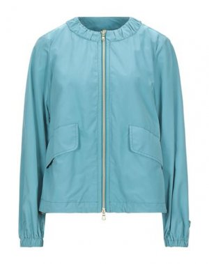 Куртка GEOSPIRIT. Цвет: цвет морской волны