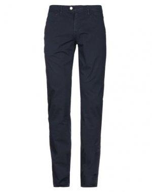 Повседневные брюки HENRI LLOYD. Цвет: темно-синий
