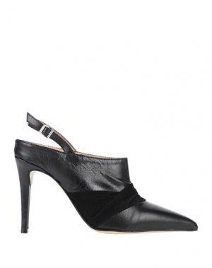 Ботинки FORMENTINI. Цвет: черный