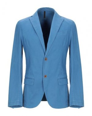 Пиджак ALV ANDARE LONTANO VIAGGIANDO. Цвет: лазурный