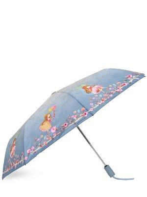 Зонт-автомат с принтом ELEGANZZA