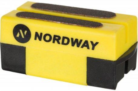 Затачиватель для лезвий коньков Nordway. Цвет: желтый