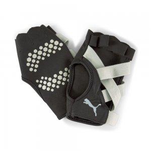 Перчатки Studio Training Gloves PUMA. Цвет: зеленый