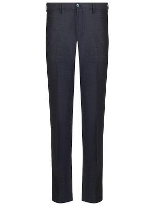 Классические брюки Zilli. Цвет: разноцветный