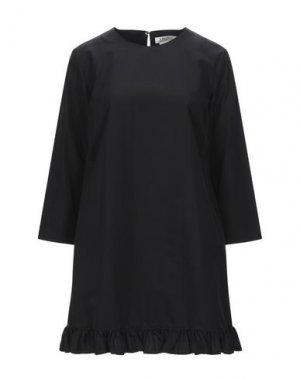 Короткое платье 'S MAX MARA. Цвет: черный