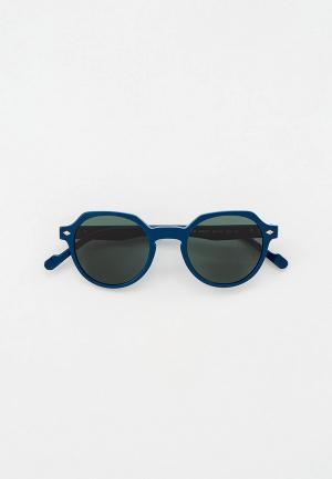 Очки солнцезащитные Vogue® Eyewear VO5370S 248471. Цвет: синий