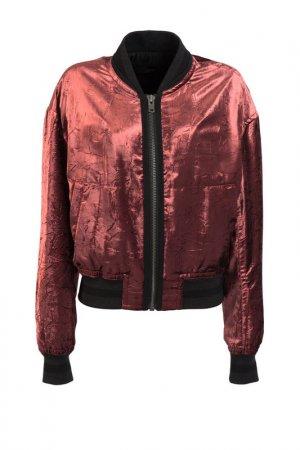 Куртка Haider ackermann. Цвет: розовый