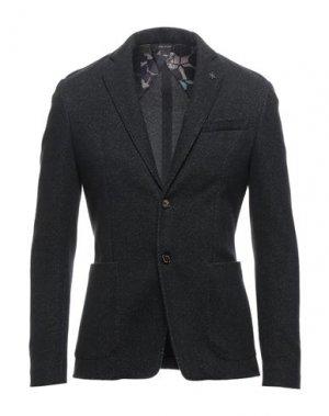 Пиджак UNGARO. Цвет: черный