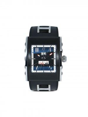 Наручные часы Kilada Power Reserve 41 мм Jorg Hysek. Цвет: черный