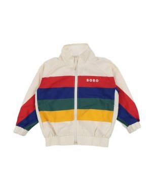 Куртка BOBO CHOSES. Цвет: слоновая кость
