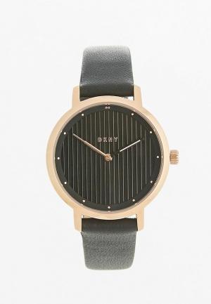 Часы DKNY NY2641. Цвет: черный