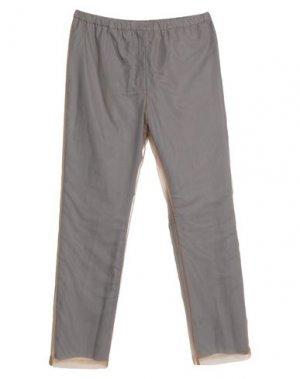 Повседневные брюки HACHE. Цвет: серый