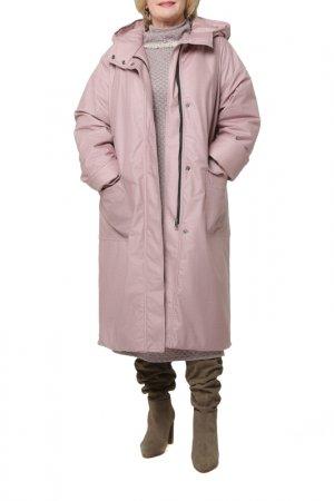 Пальто Kata Binska. Цвет: розовый