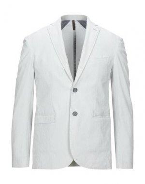 Пиджак LABORATORI ITALIANI. Цвет: светло-серый
