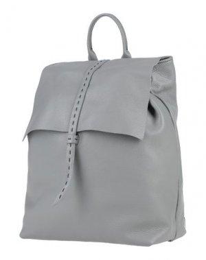 Рюкзаки и сумки на пояс CATERINA LUCCHI. Цвет: серый