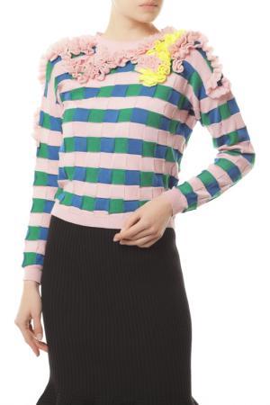 Пуловер DELPOZO. Цвет: 281