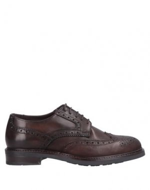 Обувь на шнурках ARMATA DI MARE. Цвет: темно-коричневый