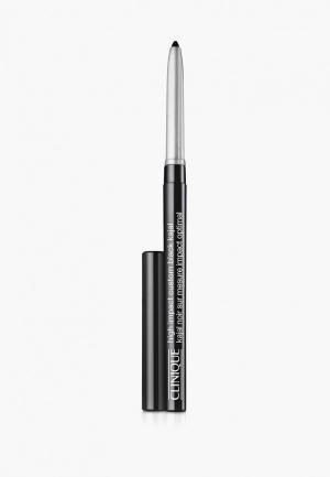 Подводка для глаз Clinique CL HIM, Black, 0.28 гр. Цвет: черный